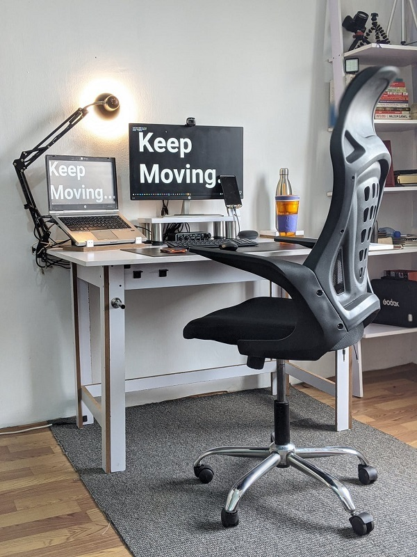 office chair adjustable