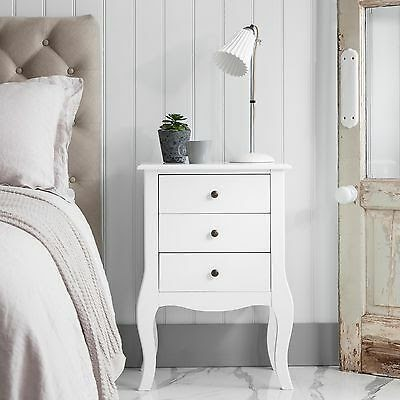 bedside chest table