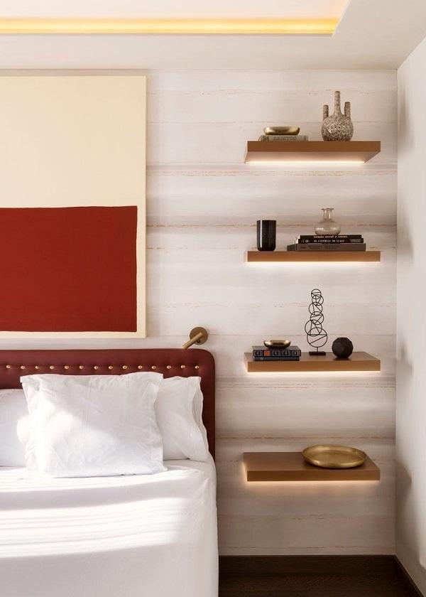 bedside shelves
