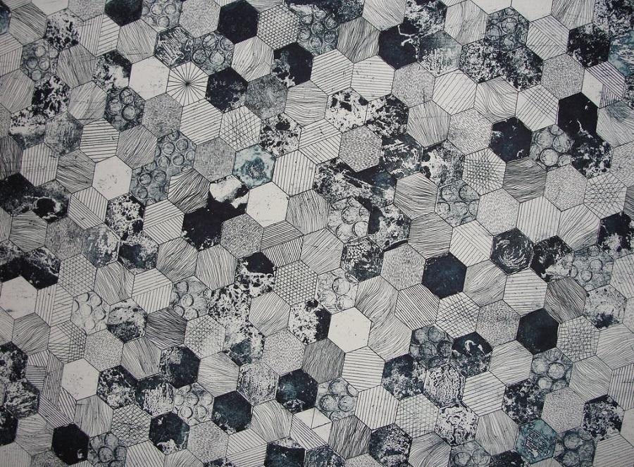 luxury tile mosaic