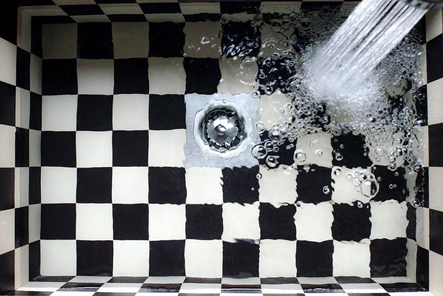 unclog shower