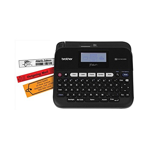 Brother P-touch PTD450 Label Maker