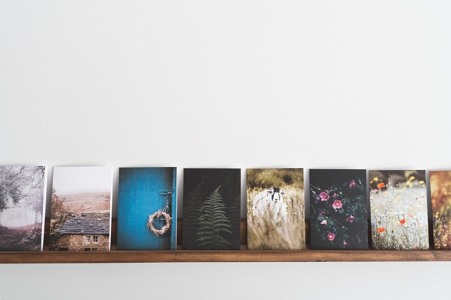 canvas print colors