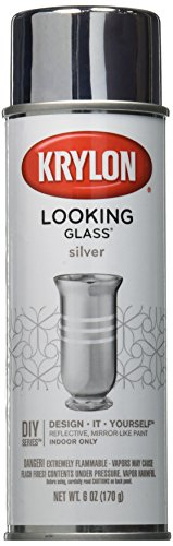 Krylon Looking Glass Silver-Like Aerosol Spray Paint