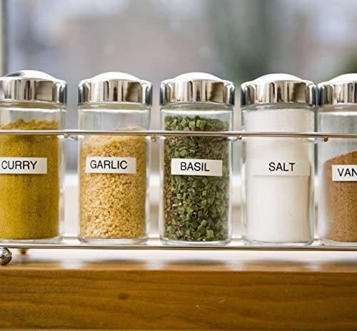 label maker for kitchen organization