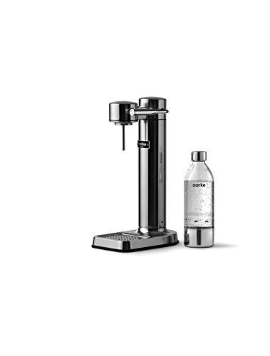 Aarke Carbonator III Premium Carbonator Sparkling & Seltzer Water Maker with PET Bottle