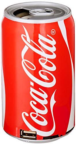 Coca-Cola CCSR1 Can Bluetooth Speaker with FM Radio