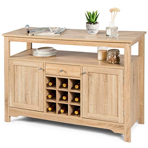 Giantex Buffet Server Sideboard Console Table