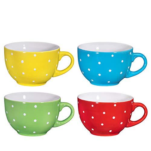 Jumbo Soup Bowl and Cereal Mugs