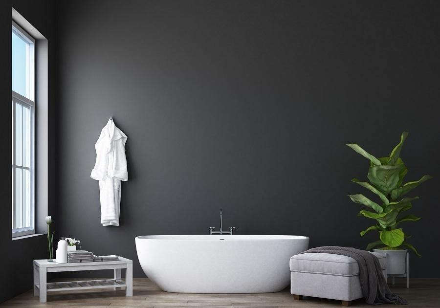 Bathroom design modern