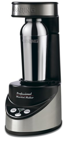 Waring Pro Professional Electric Martini Maker