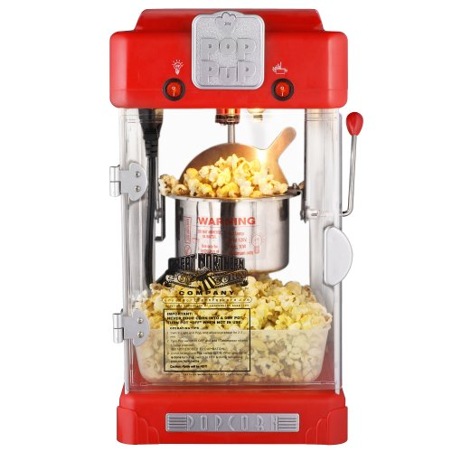 Pop Pup Countertop Popcorn Machine – Tabletop