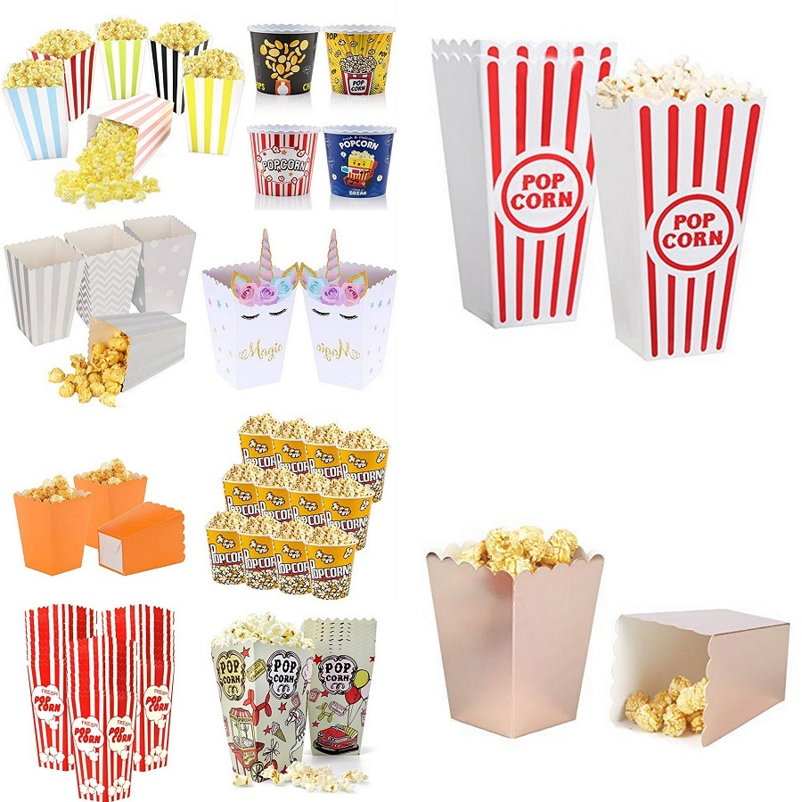 best popcorn containers