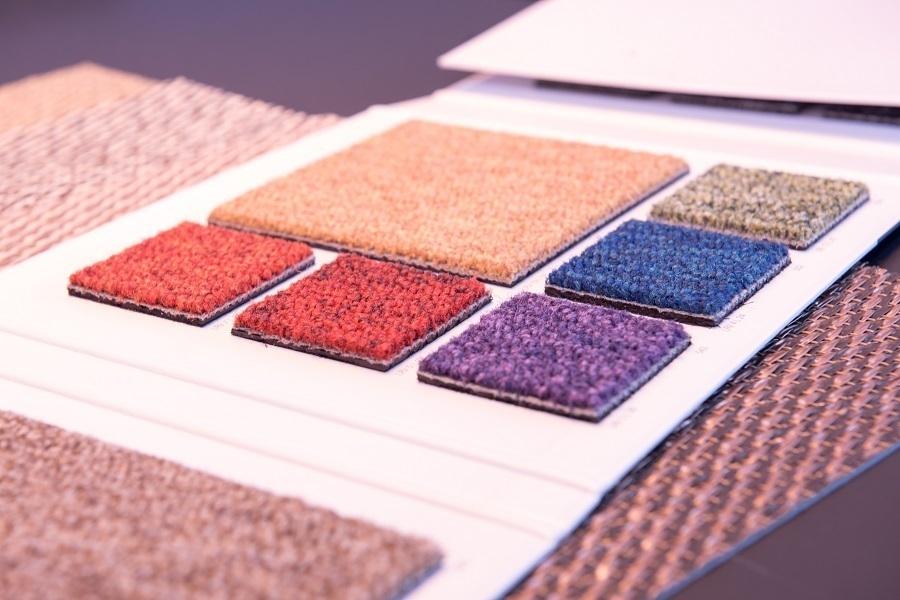 Carpet tiles