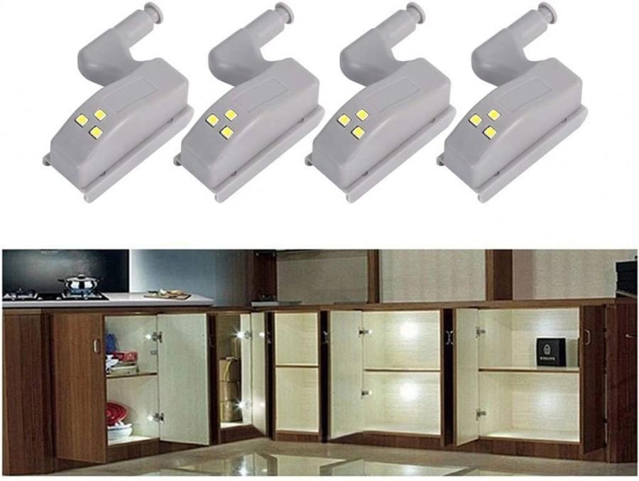 Cosoro Hinge Led Sensor Light For Kitchen Cabinet