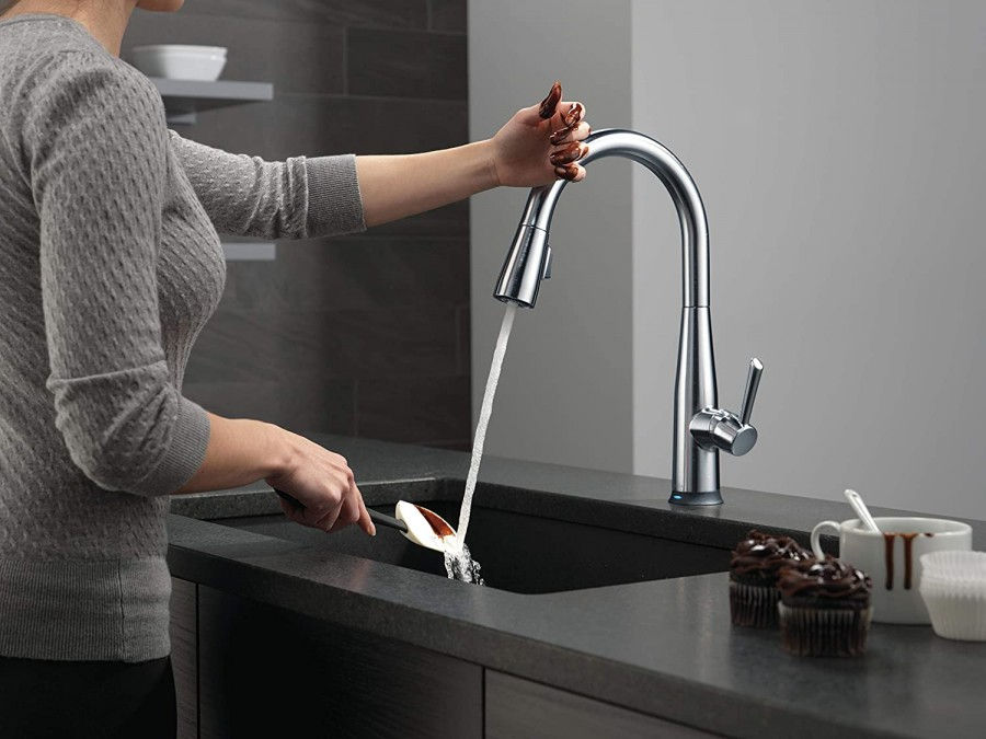 Touch Kitchen Sink