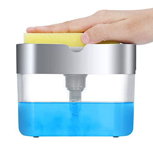 Dish Soap Dispenser For Kitchen, Innovative Soap