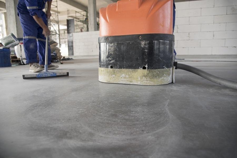 epoxy floor maintain
