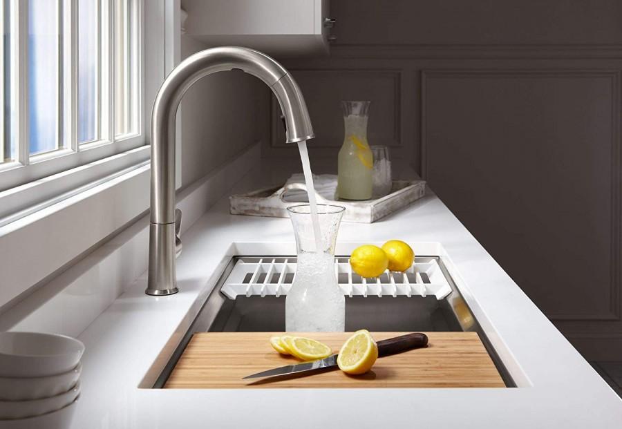 Kohler K-72218-vs Sensate Touchless Kitchen