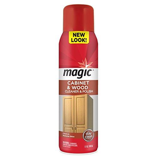 Magic Wood Deep Cleaner And Polish - 17 Ounce -