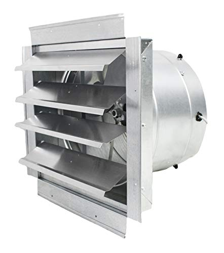 Powerful Industrial Exhaust And Ventilation Fan