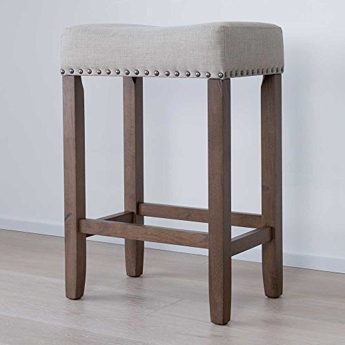 Nathan James Hylie Nailhead Wood Pub-height