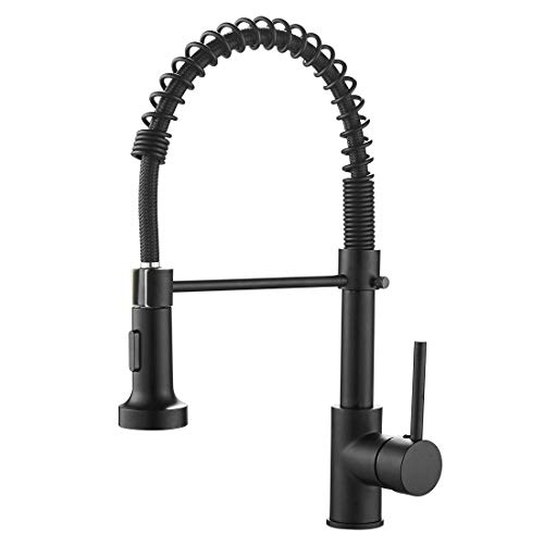 Owofan Kitchen Faucets Commercial Solid Brass