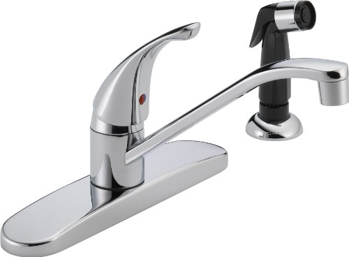 Peerless Single-handle Kitchen Sink Faucet With
