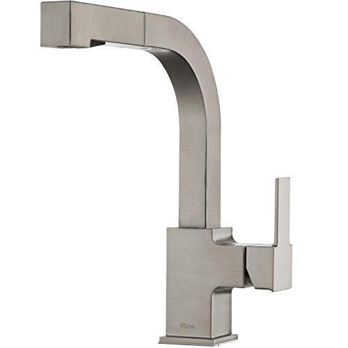 Pfister Lg534-lpms Arkitek Kitchen Faucet With