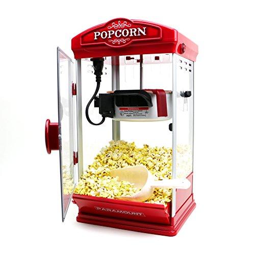 Popcorn Maker Machine By Paramount - New 8oz