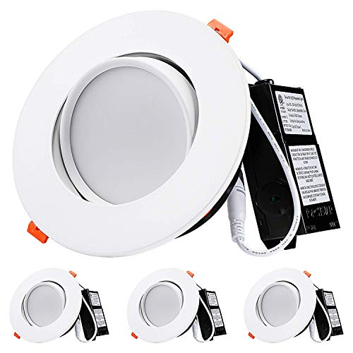 Torchstar 13.5w 6 Inch Gimbal Led Recessed Light