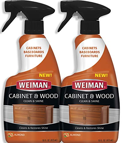 Weiman Furniture Polish & Wood Cleaner Spray - 16