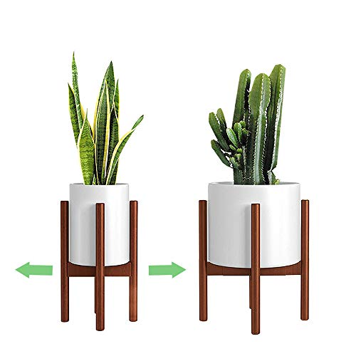 Mudeela Adjustable Plant Stand (8 To 12 Inches),