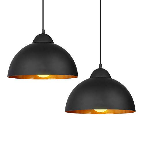 Deckey Pendant Light With 47inch Cord,2