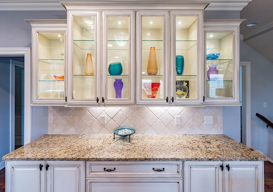 cabinet accent lights