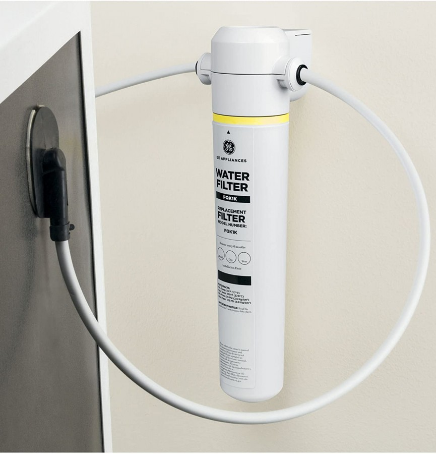 Ge Replacement Water Filter For Single Stage Or