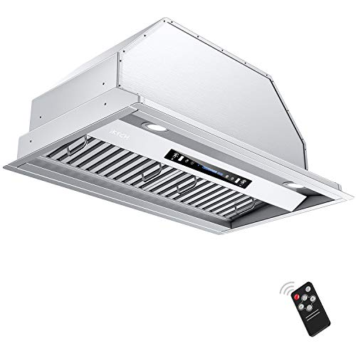 Iktch 30 Inch Built-in/insert Range Hood 900 Cfm,