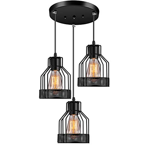 Industrial Pendant Lighting Licperron E26 Base