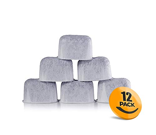 K&j 12-pack Of Cuisinart Compatible Replacement