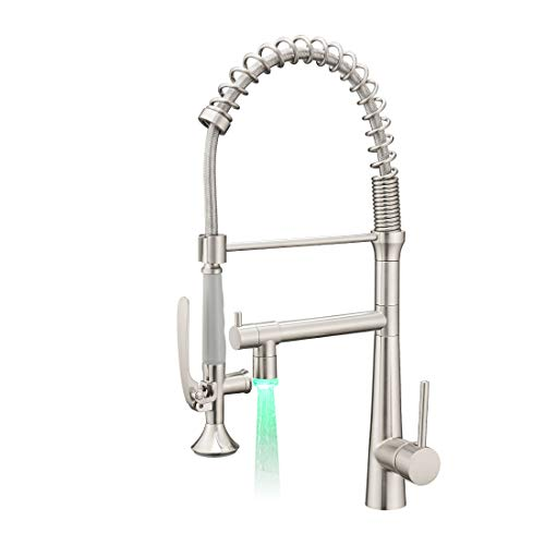 Aimadi Pull Down Kitchen Faucet With