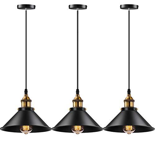 Licperron Industrial Pendant Light E26 E27 Base