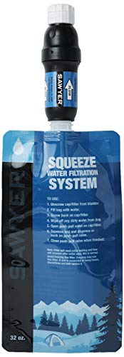 Sawyer Products Sp129 Squeeze Water Filtration