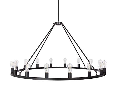 Sonoro Large 50 Inch 16 Light Round Dining Room