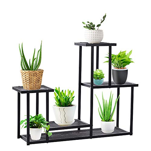 Plant Stand, 4 Tiers Multifunctional Plant Stands