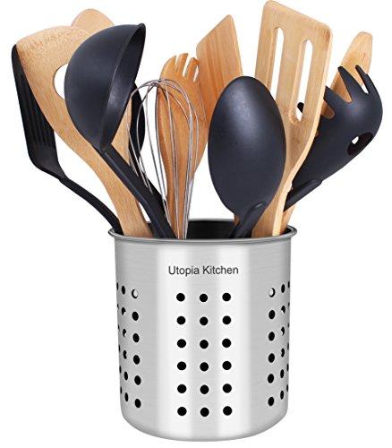 Utopia Kitchen Stainless Steel Cooking Utensil