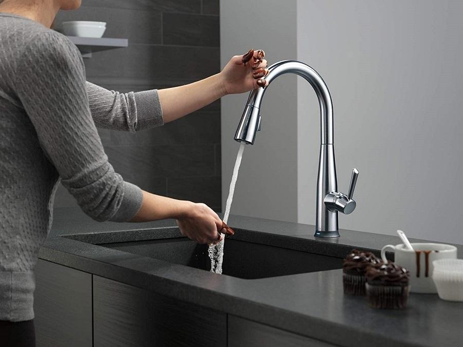 delta voiceiq faucet