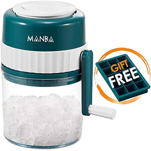 Manba Ice Shaver And Snow Cone Machine - Premium
