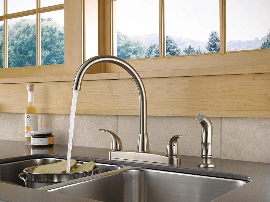 peerless 2 handle faucet