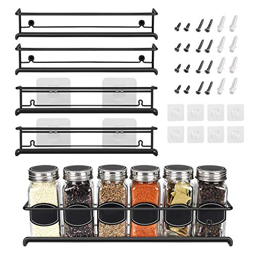 Spice Rack Organizer For Pantry -kitchen Cabinet