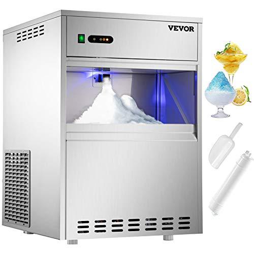 Vevor 110v Commercial Snowflake Ice Maker